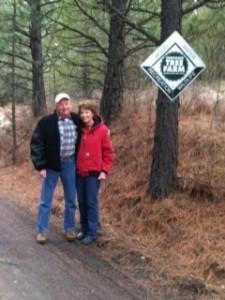 Idaho Tree Farm Program | Gale & Pat Akers